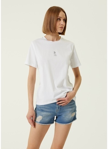 Academia Polo Yaka T-shirt Beyaz